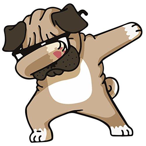 KaiDeng Applique parche de hierro para perro DIY transferencia de calor pegatina...