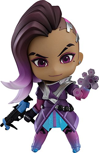 Overwatch Nendoroid Action Figure Sombra Classic Skin...