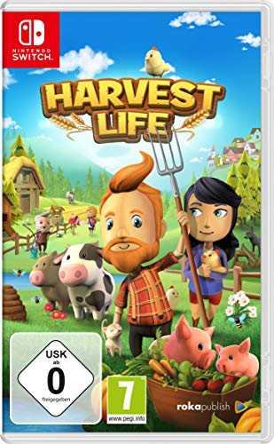 Harvest Life (Switch)