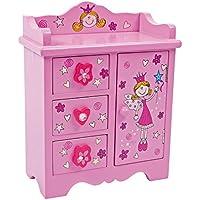 Preisvergleich für small foot company 5357 Kindermöbel Kommode Beauty Princess