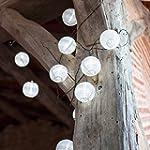 Guirlande Lumineuse LED Solaire avec...