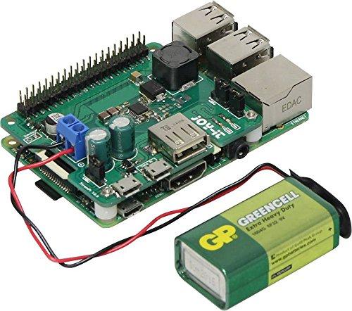 Joy-IT Raspberry Pi® USV RB-Strompi2 Arduino, Banana Pi, Raspberry Pi® A, B, B+, Raspberry Pi® 2 B, Rasp