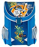 Lego - Easy Schulranzen Set Nexo Knights blue 3 tlg.