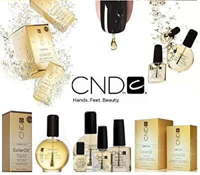 CND Shellac Solar Oil 3.7ml 7.3ml 15ml 68ml Nail & Cutcile Treatment/Conditioner (by Allthingslovelyjubbly)
