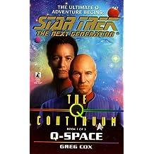 Star Trek Tng: Q-Space