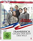 DVD Cover 'Frankreich gegen den Rest der Welt (Staffel 1, Mediabook mit 2 DVDs)