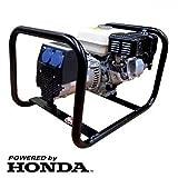 Motores Campeón GP3000M Generador Eléctrico Campeón de 3000 W con Motor Honda, 3000 RPM, 220 V, 35 kg