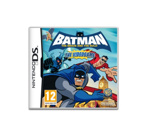 Batman: Brave and The Bold (Nintendo DS) [Importación inglesa]