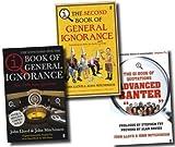 QI Collection John Lloyd & John Mitchinson 3 Books Set (I: The Second Book of...
