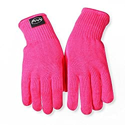 2PCS Heat Resistant Gloves Proof Protection Glove for Hair Styling Tool Straightener Brush Heat Blocking for Curling Wand Ceramic Ionic Flat Iron By Beauty Star