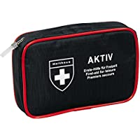 Aktiv Verbandtasche, Erste Hilfe Tasche, Notfallset, befüllt, aus Nylon preisvergleich bei billige-tabletten.eu