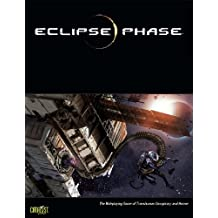 Eclipse Phase: The Roleplaying Game of Transhuman Conspiracy and Horror