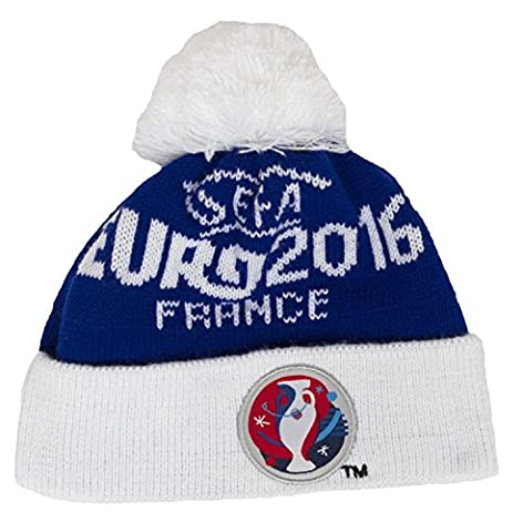 Bonnet pompon UEFA EURO 2016 - Collection Officielle - Taille enfant
