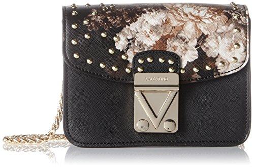 Valentino by Mario Valentino Damen Cyprus Business Tasche, Schwarz (Nero), 8.0x13.0x16.5 cm