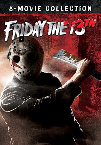 Friday The 13Th: The Ultimate Collection (8 Dvd) [Edizione: Stati Uniti]