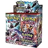 Pokémon XY Break Through 10 Trading Card Booster Pack (Single Pack)