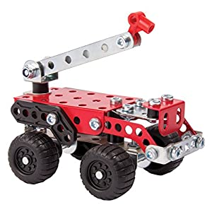 Meccano 3 Model Set - Rescue (Styles Vary)