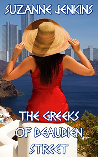 free kindle book The Greeks of Beaubien Street: Detroit Detective Stories Book #1 (Greektown Stories)