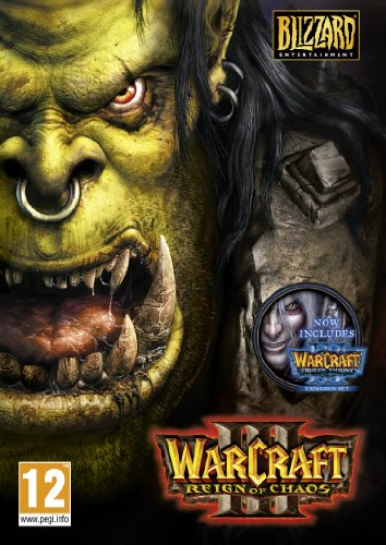 Games For Windows Warcraft III 3 - Gold Edition [UK Import]