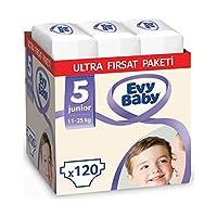 Evy Baby Bebek Bezi, Junior 5 Beden