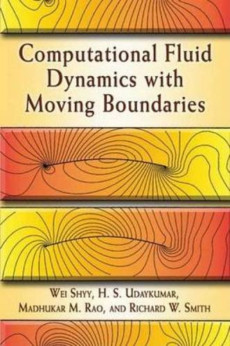 Computational Fluid Dynamics with Moving Boundaries (Dover Books on Engineering) por Wei Shyy