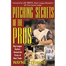 Pitching Secrets of the Pros by Wayne Stewart (2004-04-21)