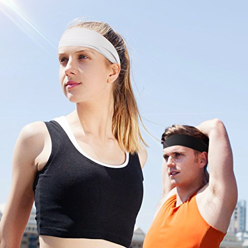 Sports-Headband-OMorc-2-Pack-Elastic-Sport-Running-Headband-Sweatband-with-Lightweight-Nonslip-Features-for-Running-Yoga-Exercise-Tennis-Football-Fits-to-Women-and-Men