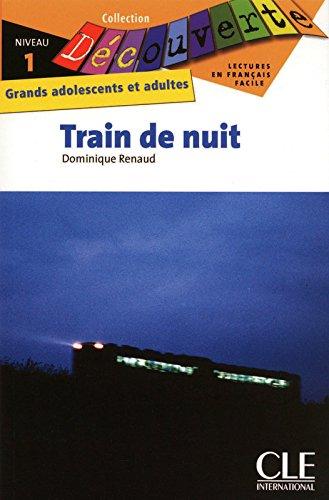 Train de nuit - Niveau 1 - Lecture Dcouverte - Livre