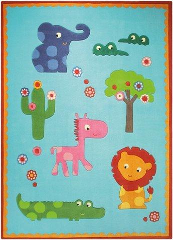 Esprit Kinderteppich Zoo - 3