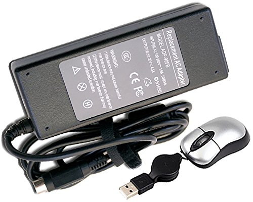 Amsahr Replacement 20 V 4.5 A 90 W AC Power Adapter with Mini Mouse for DELL 0R0423/LCD PA-9/LSE0202C2090