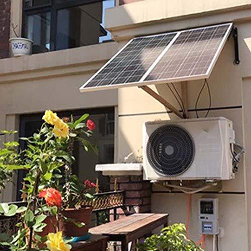 YAMEIJIA 12 v 100 watt 2 stück solarzelle Hause photovoltaik Panel 200 watt solaranlage solar Auto ladegerät Auto