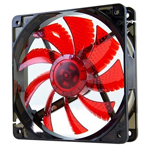 NOX NXCFAN120LR - Ventilador para caja de ordenador, 120 x 120 mm,...