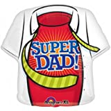 Amscan International Super Dad Shirt