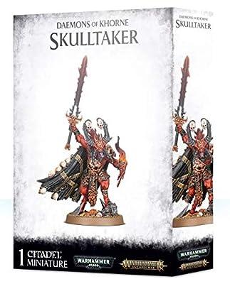 Games Workshop Skulltaker - Daemons of Khorne - 97-35 - Warhammer AoS