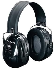 Peltor Bull's Eye I Hearing Protectors Safety Earmuff Shooting Ear Defenders Black