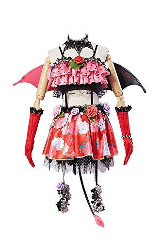 Fuman Love Live! School Idol Festival Yazawa Nico Little Devil Ver. UR 909 (Little Devil Kostüm Mädchen)
