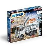 Eitech- Cassetta in Metallo ribalto/Camion, Multicolore, Lastwagen, 10301-C301
