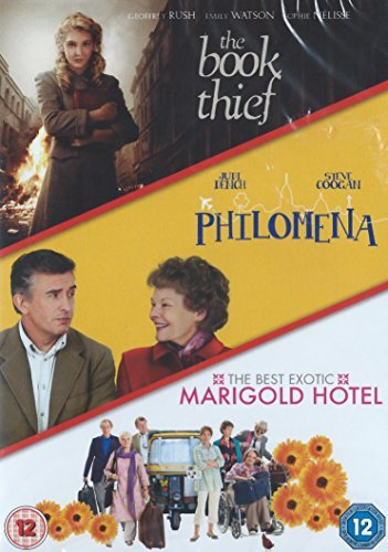 lomena / The Best Exotic Marigold Hotel 3 DVD Set by Geoffrey Rush ()