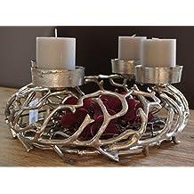 suchergebnis auf f r adventskranz metall. Black Bedroom Furniture Sets. Home Design Ideas