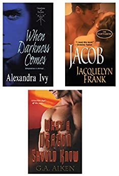 Supernatural Bundle with What a Dragon Should Know, When Darkness Comes & Jacob by [Aiken, G. A., Frank, Jacquelyn, Ivy, Alexandra]