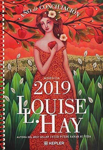 Agenda Louise Hay 2019. Año de Conciliación (Kepler)