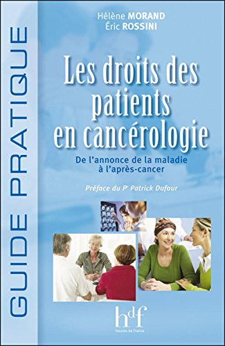 Les droits des patients en cancérologie