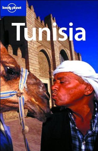 Portada del libro Tunisia (Lonely Planet Country Guides) by Abigail Hole (1-Apr-2007) Paperback