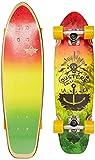 Dusters Skateboard Anchored Rasta 27'