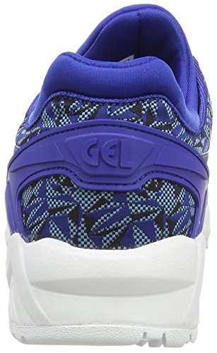 Asics Gel-Kayano Trainer Evo, Baskets Basses Mixte Adulte Bleu (monaco Blue/indian Ink 4950)