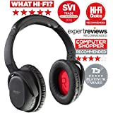 LINDY BNX-60 - Bluetooth Wireless Active Noise Cancelling Headphones with aptX