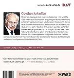 Italienische Reise: Lesung mit Gert Westphal (1 mp3-CD) - Johann Wolfgang von Goethe