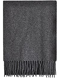 TOUTACOO, Unisex Woollen Scarf - Made in France