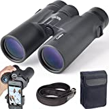 Best Binoculars For Stargazings - 10x42 Binoculars for Bird Watching Travelling Landscape Stargazing Review