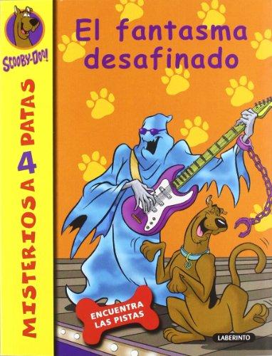 Scooby-Doo. El fantasma desafinado (Misterios a 4 patas)